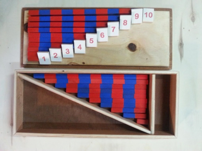 монтесори математическа зона